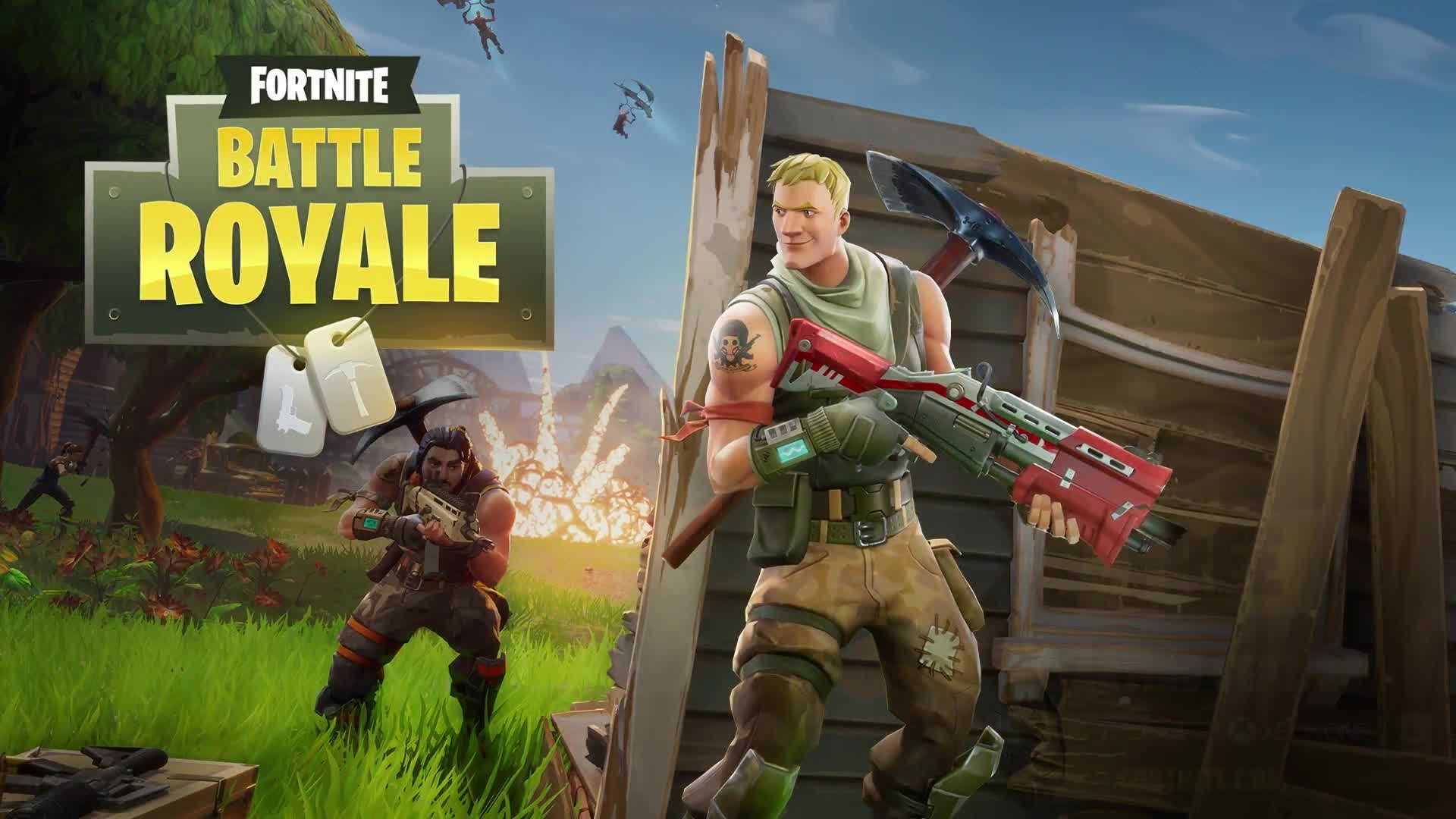 Fortnite Battle Royale 60 Fps Modus H 228 Lt Auch Auf Ps4 Amp Xbox One Was Er Verspricht Gamepro
