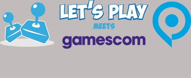 Let's Play meets gamescom
