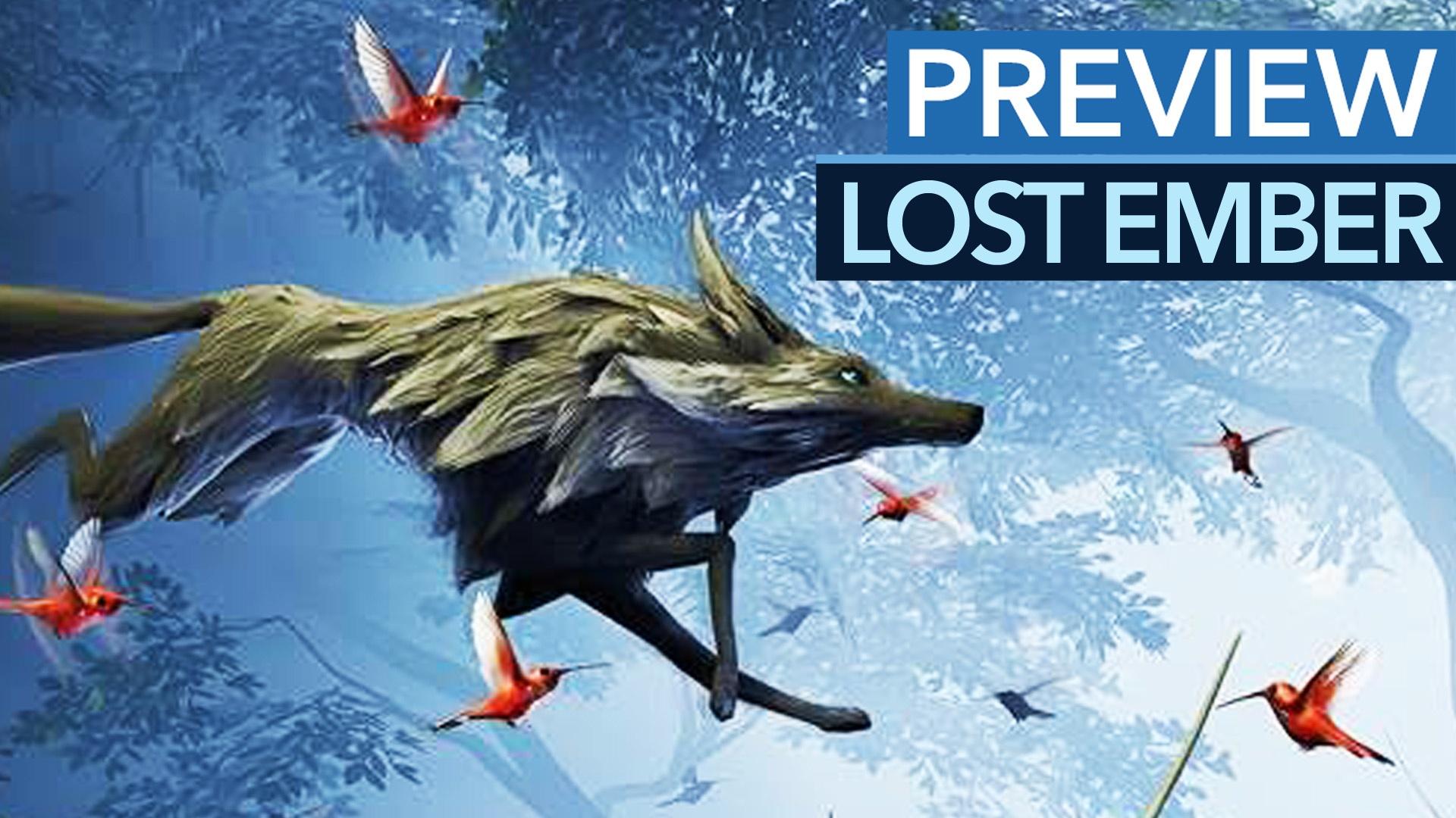 Lost Ember - Gameplay-Vorschau zum deutschen Kickstarter-Hit
