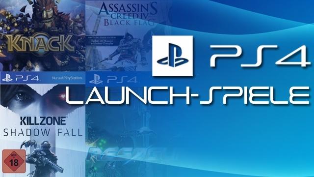 PlayStation 4 - Alle Launch-Spiele im Überblick: Test, Wertung mehr