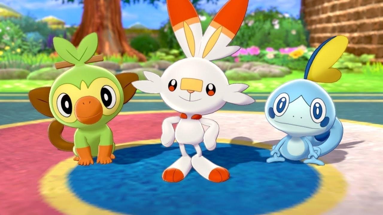 Pokemon Schild Starter Entwicklungen