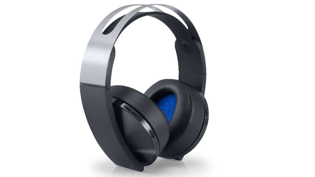 kabellose ps4 kopfh rer wireless headset platin edition. Black Bedroom Furniture Sets. Home Design Ideas