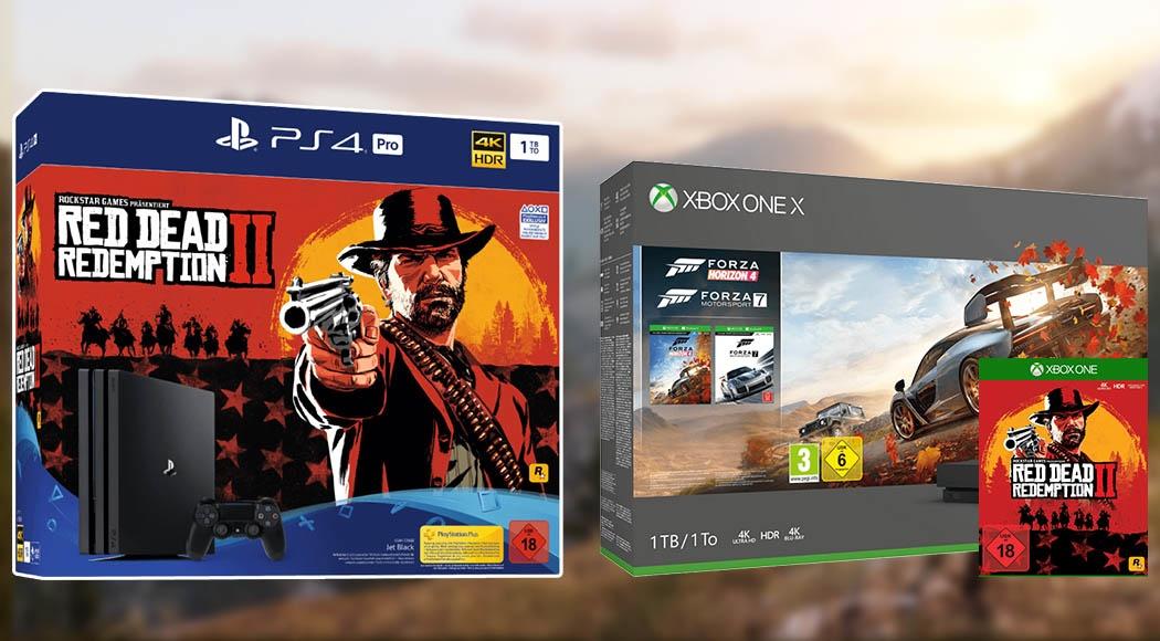 Flipboard Ps4 Pro Bundle Mit Red Dead Redemption 2 Angebote Im